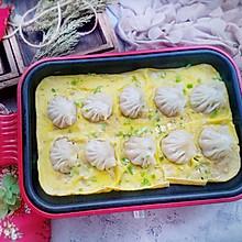 抱蛋煎饺#今天吃什么#