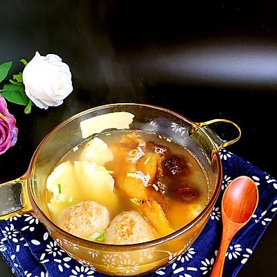 三鲜粉丝汤