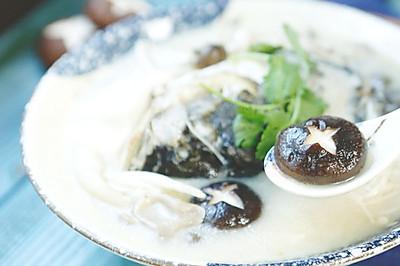 集齐7种菇类,你就可以召唤这条不屈的鱼头王了!
