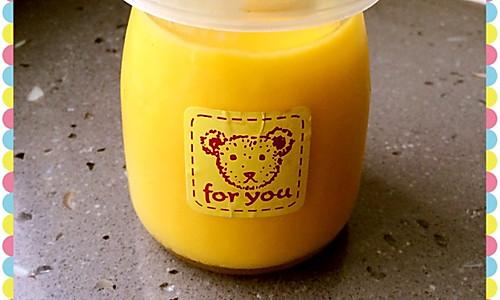 菠萝牛奶布丁的做法