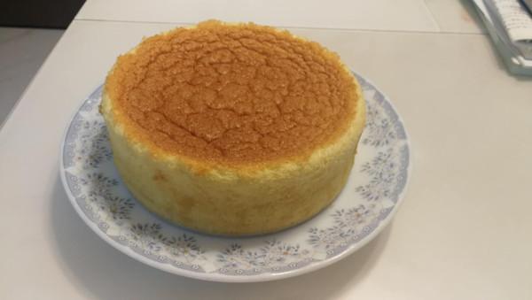 烤蛋糕(6寸)的做法