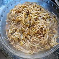 肉炒豆芽菜的做法图解5