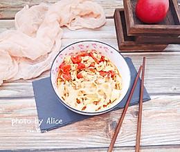 #秋天怎么吃#西红柿鸡蛋焖面