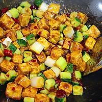 宫保豆腐的做法图解9