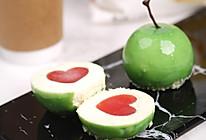 青苹果西柚慕斯的做法