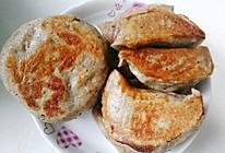 豆渣水煎包发面饼的做法