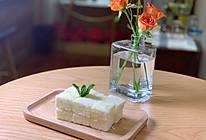 #换着花样吃早餐#椰奶小方的做法