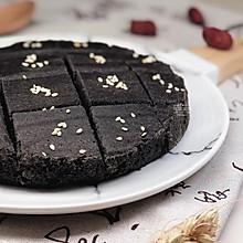 黑芝麻山药糕