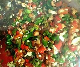 腌青辣椒酱的做法
