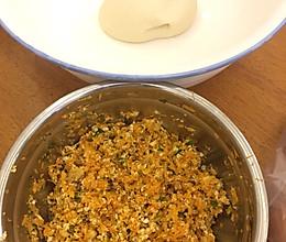 胡萝卜饺子馅的做法