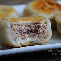 门钉肉饼(猪肉莲藕馅儿)