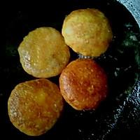 糯米粉版地瓜饼的做法图解7