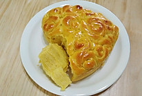 #爱乐甜夏日轻脂甜蜜#南瓜面包的做法