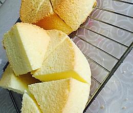 普通面粉做的 戚风蛋糕的做法