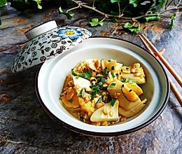 简单美味—蒜酱拌鸡蛋的做法