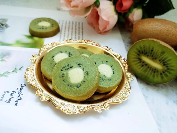 猕猴桃曲奇 水果造型饼干
