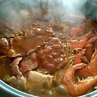 暖身暖胃的咖喱锅,同样适合减肥吃的做法图解8