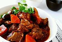 家传美食【酱焖羊肉】的做法
