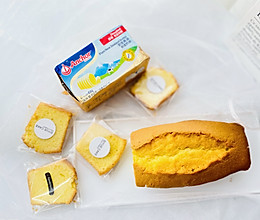 安佳黄油磅蛋糕的做法