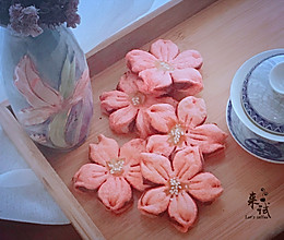 三月桃花酥的做法
