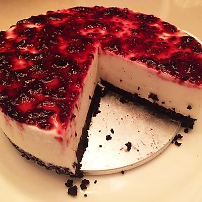 酸奶慕斯「蓝莓」