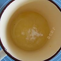 #夏日撩人滋味# 婆婆,常用面粉加鸡蛋搅几下,30分钟出锅的做法图解5