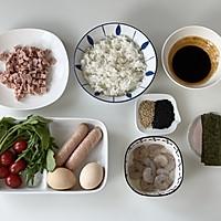 日式照烧饭团早餐盘,开始元气满满的一整天!的做法图解2