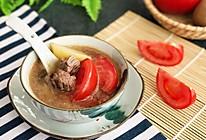 经典搭配 补血佳品 番茄牛肉汤的做法