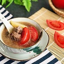 经典搭配 补血佳品 番茄牛肉汤