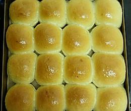 绿豆沙小面包的做法