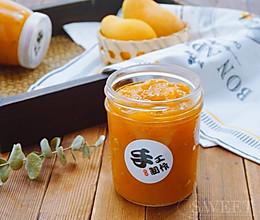 芒果果酱~搭酸奶很棒的做法