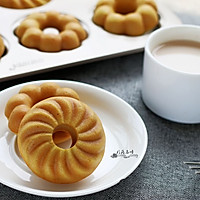 糯米甜甜圈#又颜值的实力派#