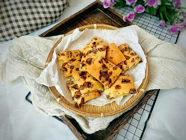 核桃红枣养生糕#好吃不上火#的做法