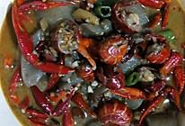 魔芋口味虾的做法