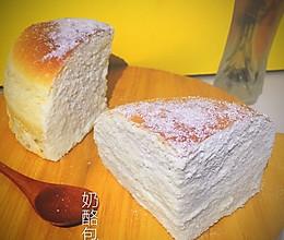乳酪包#熙悦食品低筋粉#的做法