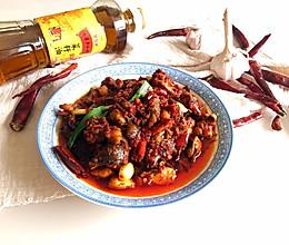 贵州糍粑辣子鸡#金龙鱼外婆乡小榨菜籽油 最强家乡菜#的做法