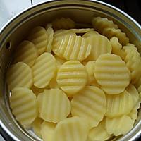 香煎孜然土豆片的做法图解3