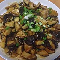 美味耗油香菇