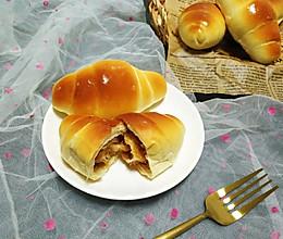 苹果酱面包卷的做法
