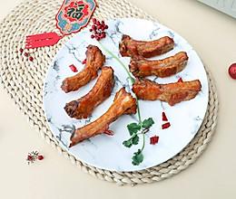 #元宵节美食大赏#好吃到飞的烟熏排骨的做法