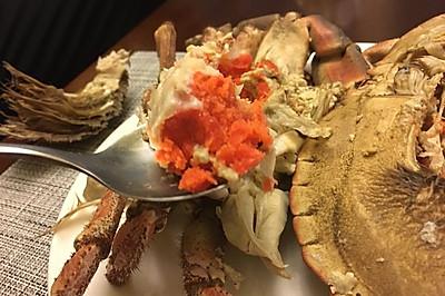 水煮面包蟹