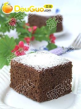 高乐高小蛋糕的做法