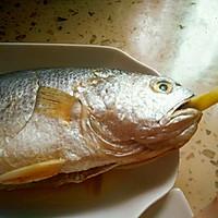 清蒸黄花鱼的做法图解7