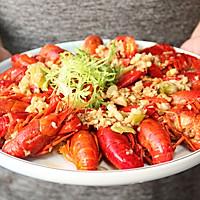 蒜香小龙虾的做法图解9