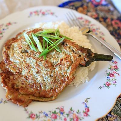 菲律宾茄煎蛋/TortangTalong