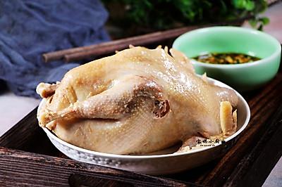 冬季解馋菜—手撕烀鸡