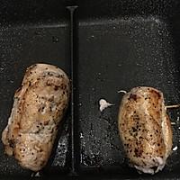 鸡胸肉蔓越莓卷的做法图解5