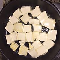 白玉镶金之煎嫩豆腐的做法图解3