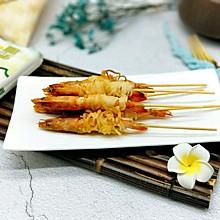面条虾#福临门暖冬宴幸福面#