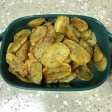 煎香土豆片